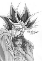 Yami and Teana - Chapter 8 inspired by Yamigirl21