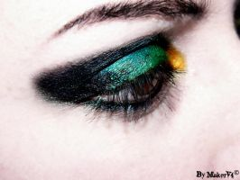 Eye Make-up by MakerV4