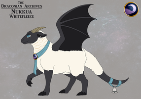 Nukkua Whitefleece - Ref by Constelia