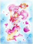 Sailor Chibi Moon by Naschi