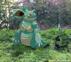 Nidoqueen spoted