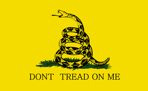 DONT TREAD ON ME by bagera3005