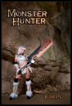 Monster Hunter by YurikoSeira