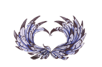 blue feathers by Anima-en-Fuga