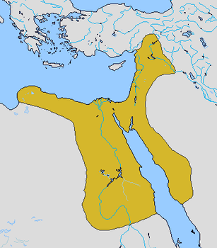 Mamluk Sultanate of Egypt (1317 A.D.) by Sharklord1
