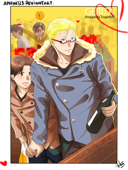 APH -- Livestream 03 -- Shopping together by aphin123