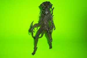 7-Inch Scale Ryushi Predalien Custom Action Figure by Drakhand006