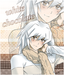 Duel Cafe Flavors: White Chocolate by suishouyuki