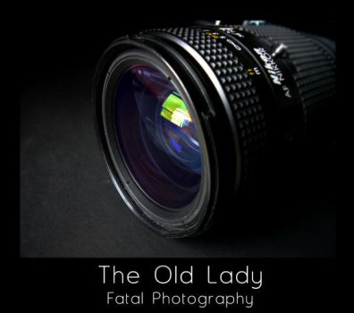 The Old Lady II by TEOxan