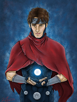 Wiccan - Young Avengers by JGiampietro