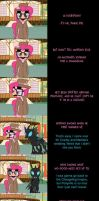 Pinkie Pie Says Goodnight: Incognito by MLP-Silver-Quill