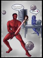 SWTOR: Training by Evanyell