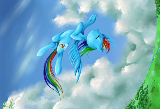 Ride the Wind by C-Puff