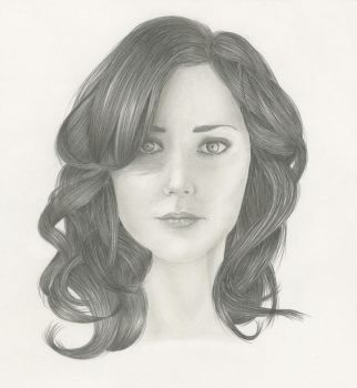 Zooey Deschanel by Automaticize