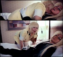 Hellsing: In For the Kill by icequeenserenity