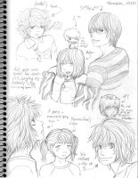 Page'o Wammys Sketches by Threshie