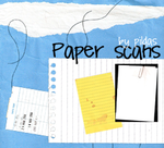 Paper scans by pildas