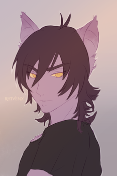 Galra Keith by RhIVenX
