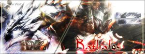 Rathalos - Monster Hunter by VulcemTheLoneWolf