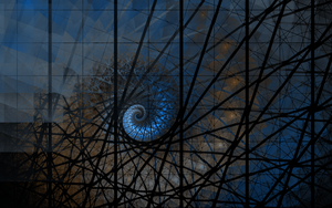 glass spirals by turon-marcano