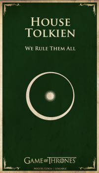tolkien by Lokiable