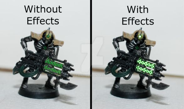 Irkan And Necrons Favourites By