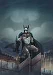 BATMAN by Gotetho