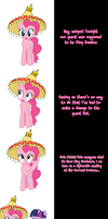 Pinkie says Buenas Noches! by Undead-Niklos
