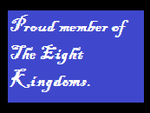 The Eight Kingdoms : Member's Pride Stamp / Icon by melfurny