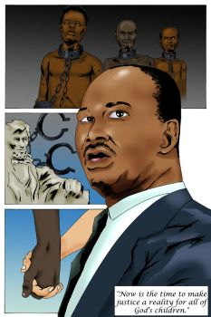 MLK Day page 1 by Narcisticthinker