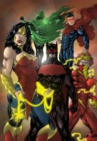 Justice League 3000 by Mariano1990