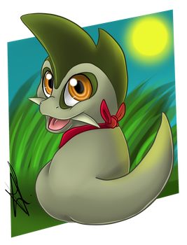 P-Commission: Grass by the-dragon-heart