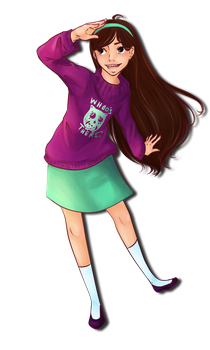 Mabel by Mitkun