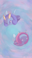 Daily Series II - Day 0003 - Volbeat and Illumise