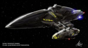 Space Ship by Tysho