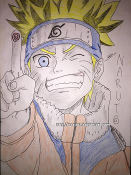 Naruto - victorious by noctix2