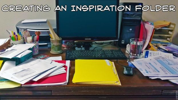 Creating an Inspiration Folder by Dark-Eyed-Junco