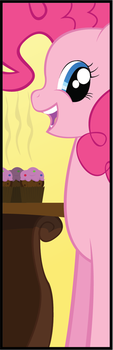 Pinkie Pie Room Banner by BronyState