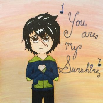 Please Don't Take My Sunshine Away... by TheDoorWithin