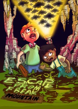 Escape from Freak Mountain 04 color by Hamabear