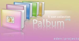 Palbum by edenprojects