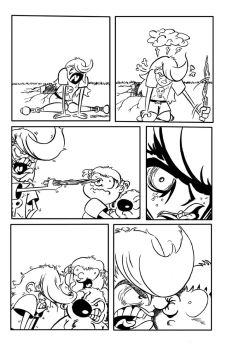 Brit Ivy 2 page 20 inks by XxPohGoxX