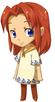 chibi - malon by northstation