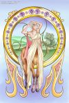 Grecian Dress-up by Dorothy-T-Rose