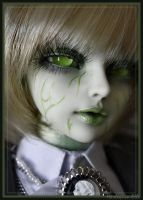I Was A Teenage Zombie by Harlequin-Elle