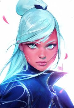 Nima Blossoms by rossdraws
