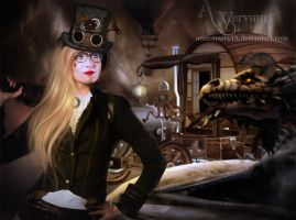 Steampunk by annemaria48