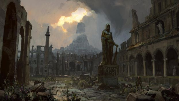 Path of Exile - Act 3 by merl1ncz