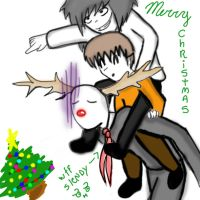 Merry Christmas :D by LovE-CatSxD