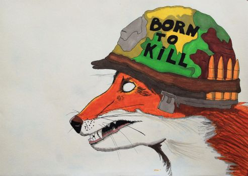 Red Fox Squad 2 by Miller-Is-Dead
